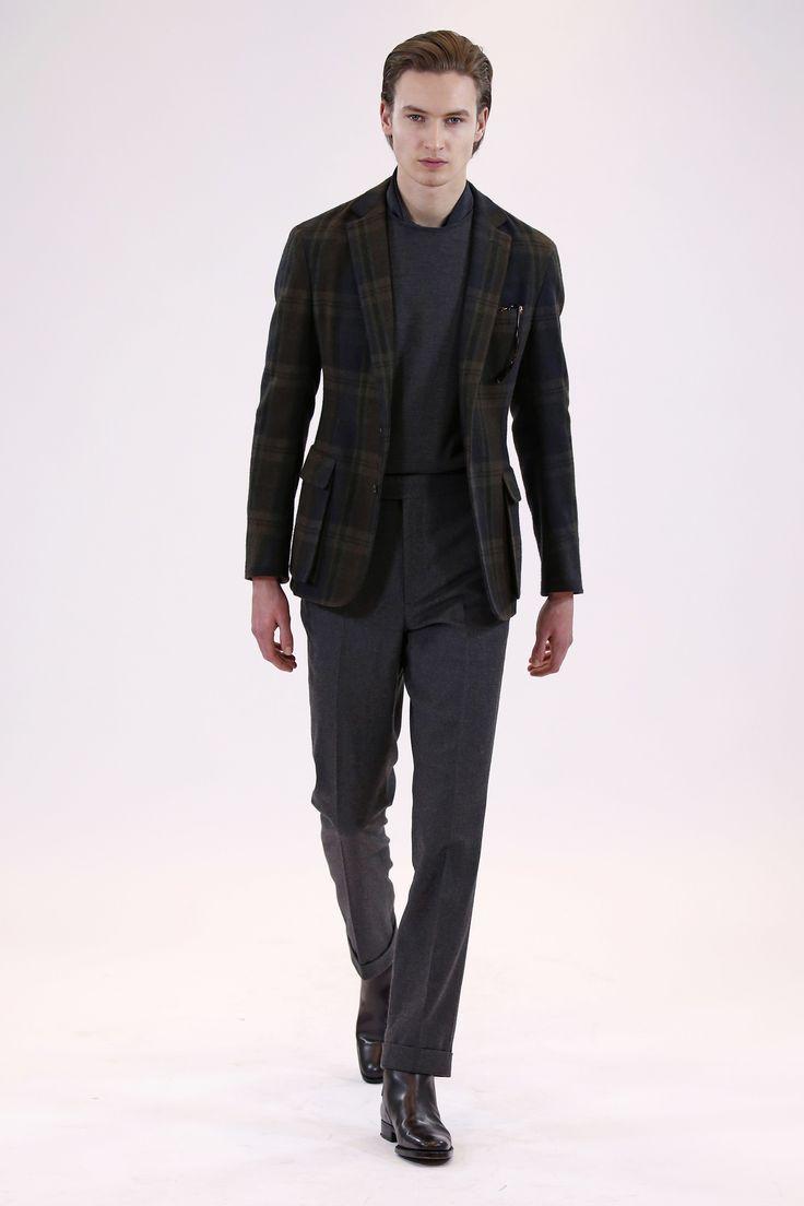 Ralph Lauren - Fall 2016 Menswear