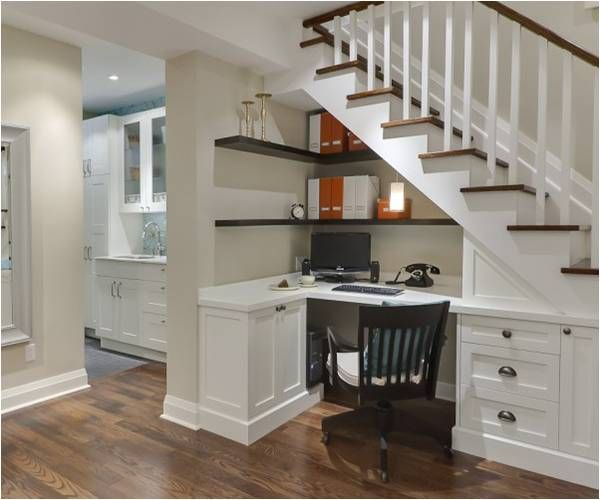 Key Interiors by Shinay: Creating More Storage Space-Under Stairs Storage