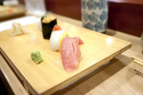 Sushi Yasu - Omakase: O-toro