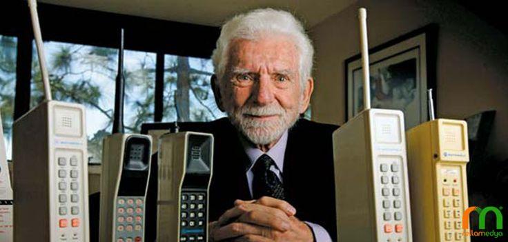 Mobil Telefonun Mucidi; Martin Cooper | Rella Blog