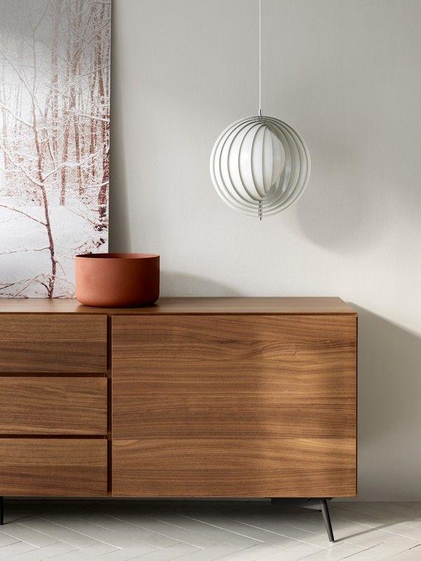 Lugano designer oak sideboard Sydney