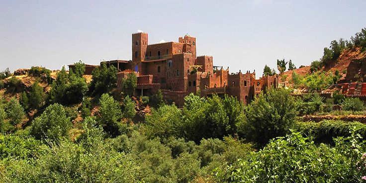 Morocco day tour from Marrakech - One day trip from Marrakech to Ourika Valley