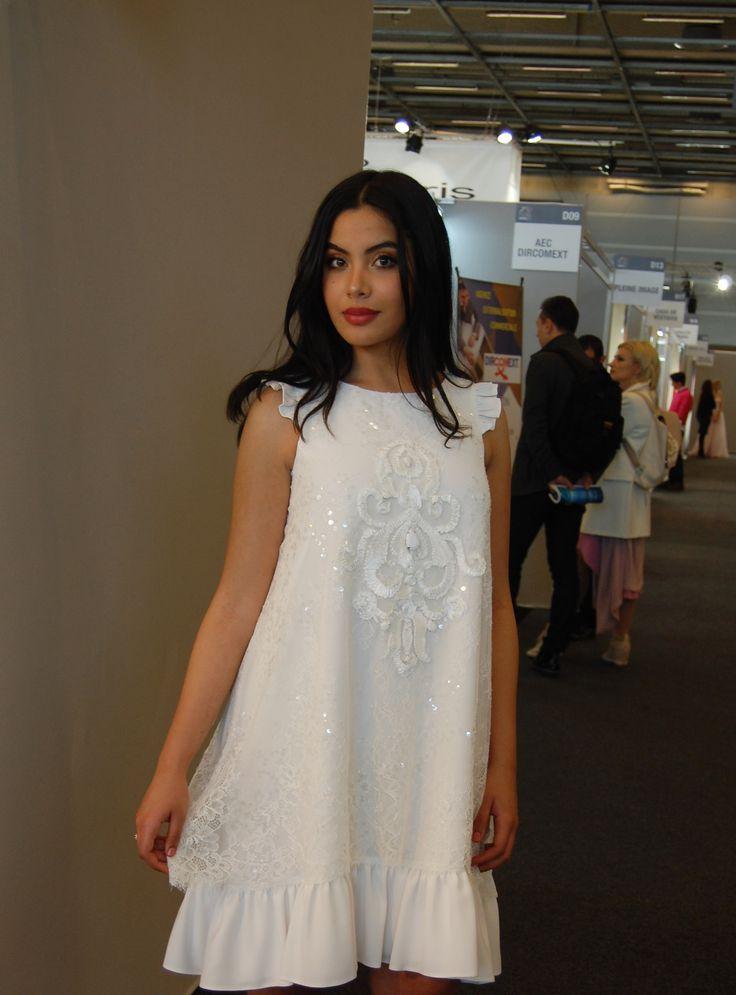 Paris Bridal Fair 2016 Sposa Group Wedding Dress Collection 2017