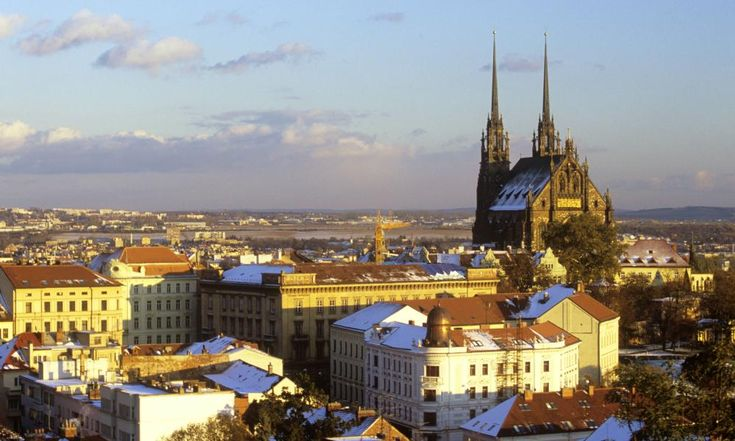 Cathedral of St Peter and Paul, Brno
