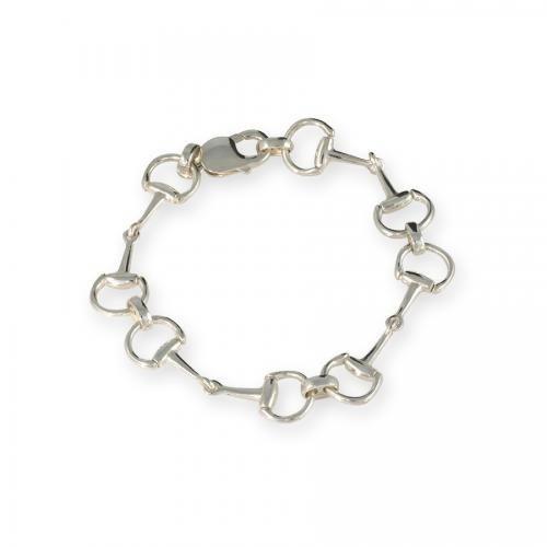 Punchestown Silver Bracelet