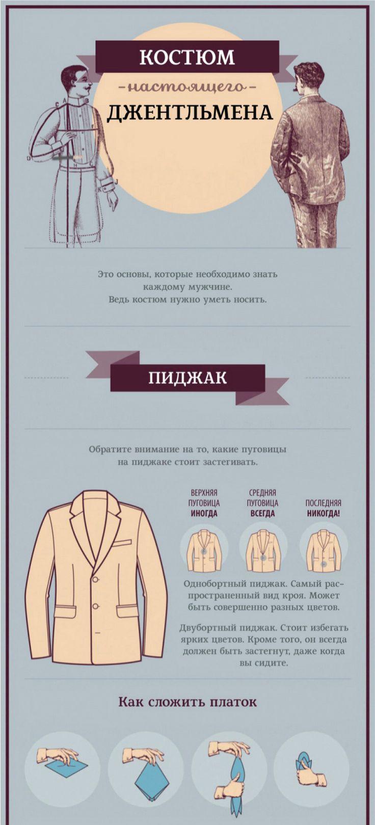 БЛОГ ПОЛЕЗНОСТЕЙ: Гид по мужскому стилю: 15 правил, которые стоит зн...