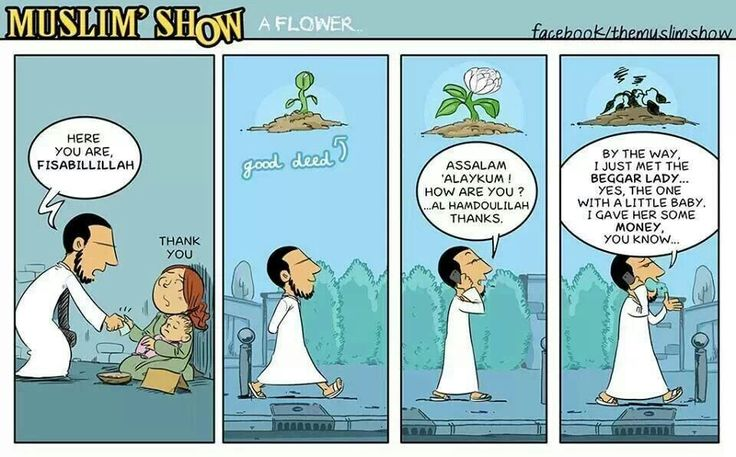 MUSLIM SHOW- The Flower