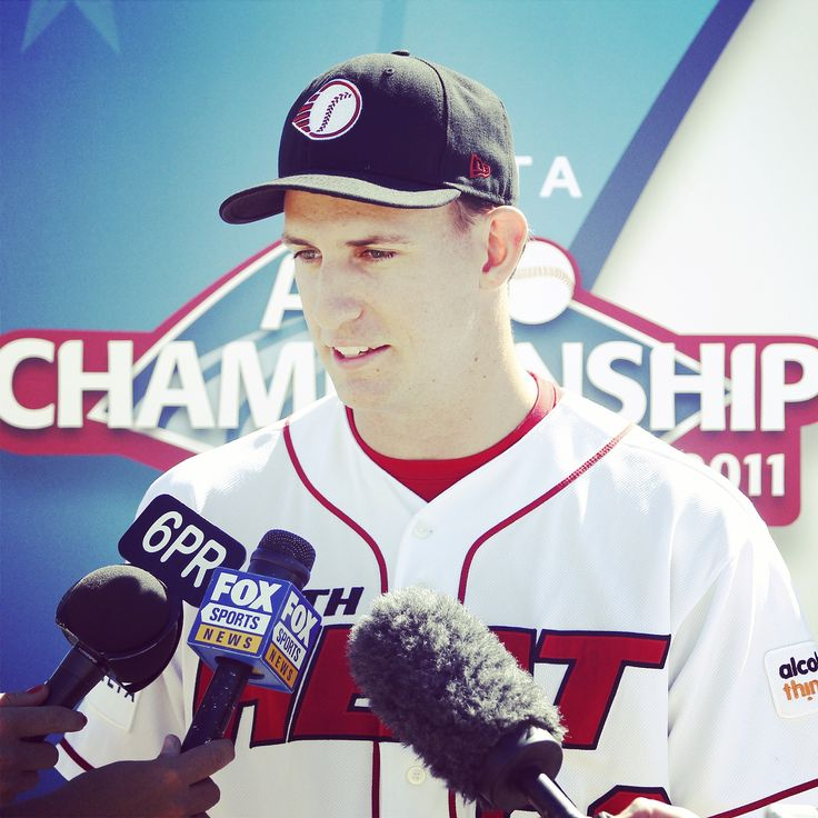 Daniel Schmidt during the 2011 ABL Championship Series by SMP Images