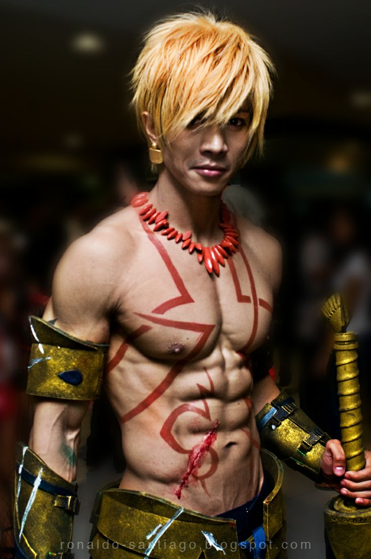 DeviantArt: More Like Gilgamesh from fate/zero by Aether-Shadow