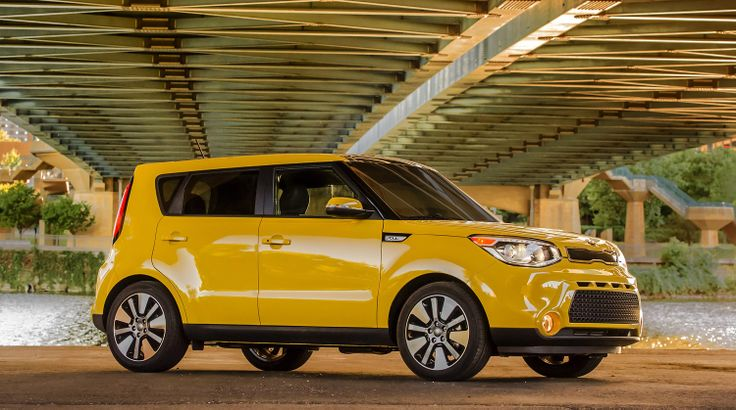 """With a totally transformed interior, the 2014 Kia Soul was named one of WardsAuto's """"10 Best Interiors."""" http://www.kiamedia.com/us/en/media/pressreleases/8469/wardsauto-names-2014-kia-soul-to-list-of-10-best-interiors"""