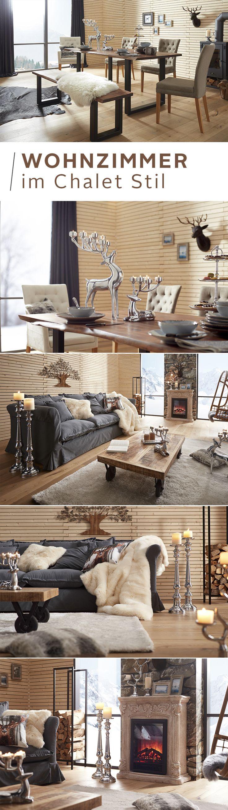 erst mal kannst du dir ja dein zuhause in dem angesagten landhaus stil einrichten ob hirschgeweih massive mbel ein kuscheliges sofa oder die passende - Einfache Dekoration Und Mobel Esszimmer Im Landhausstil