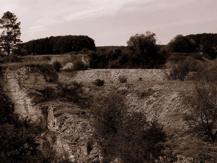 alter Steinbruch in Mühlheim