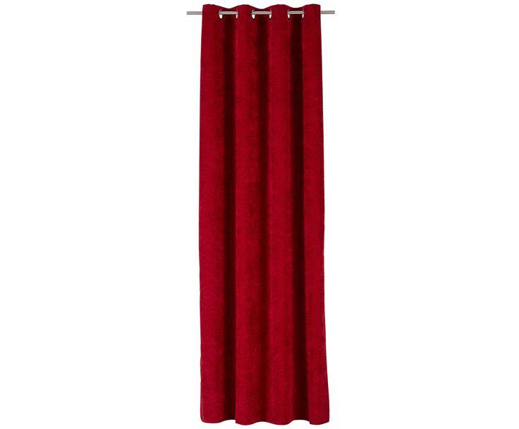 Vorhang Luciano in Rot von 2LIF: jetzt online bestellen! Entdecken Sie tolle Möbel, Accessoires und mehr bei >> WestwingNow.