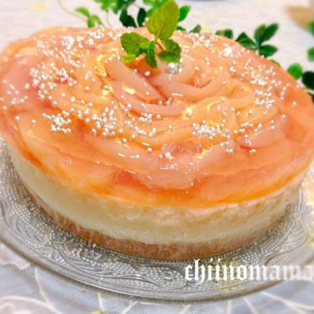 ハピバの〆。 人生初のムースケーキ 頂いた沢山の桃をコンポートに 娘のバースデーにケーキができないものか? と スイーツど初心者の私。 クックパッドID2297435 お陰様で どーにか間に合った ダイエット中の娘… 食べたら動けば良いのだ(*゚ー゚)✨ - 268件のもぐもぐ - 桃のヨーグルトムースケーキ by yukie M