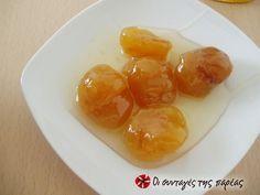 Γλυκό του κουταλιού κάστανο #sintagespareas