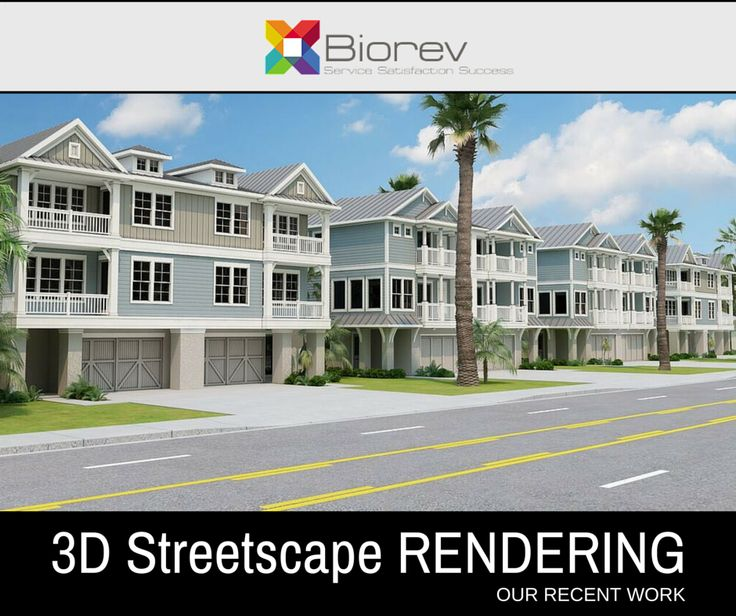Our recent work on 3D Streetscape Rendering! Biorev provides 3D Renderings, Exterior, Interior, Floor Plans & Site Plans for the design/build industry, inventors, and product developers. Biorev is dedicated to customer service. We stand behind our work and we support client technology needs unconditionally. Biorev has the track record, support, and service to take your project to a new level. To know about our 3D Rendering services, contact us at info@biorev.us or visit us at…