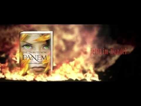 Die Tribute von Panem - Flammender Zorn | Buchtrailer (Maria Koschny)