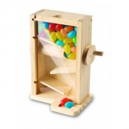 Www.educationalto. Build a Candy Maze Kids Woodcrafting Kit. Have fun ...