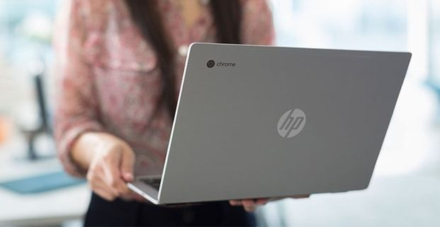 HP lansează Chromebook 13, un laptop cu Chrome OS care face parte din categoria premium