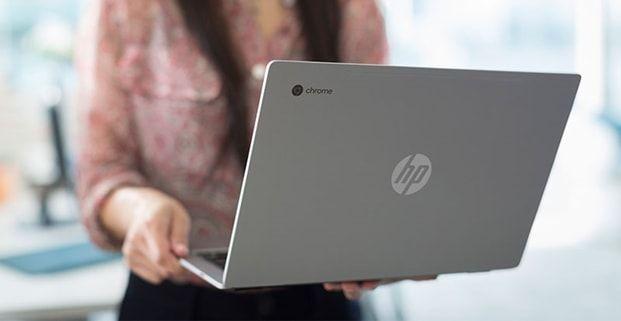 HP lansează Chromebook 13, un laptop cu Chrome OS care face parte din categoria premium