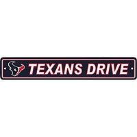 Houston Texans Street Sign ~ Party City