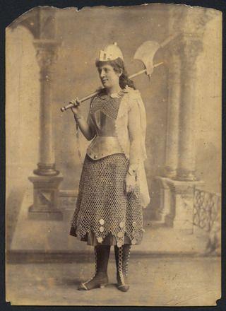 Auckland Amateur Theatricals [Athena]