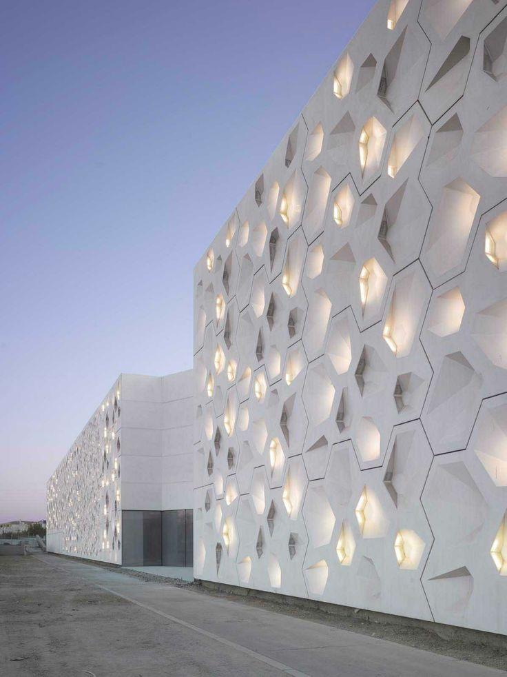 Architecture Built CONTEMPORARY ART CENTRE BY NIETO SOBEJANO ARQUITECTOS