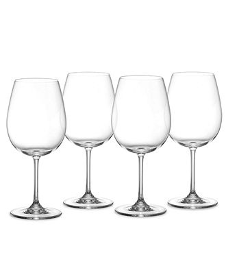 Marquis by Waterford Wine Glasses, Set of 4 Vintage Full Bodied Red Wine - Glassware - Dining & Entertaining - Macy's