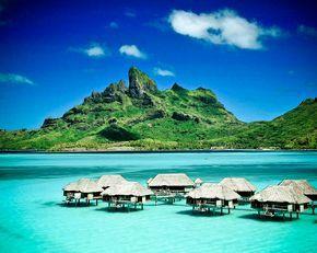 The beautiful Island of Mauritius.