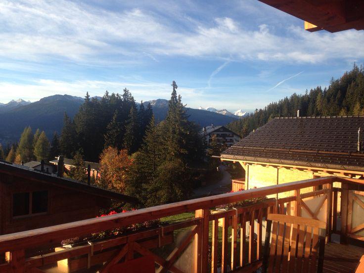 Crans Montana - Switzerland