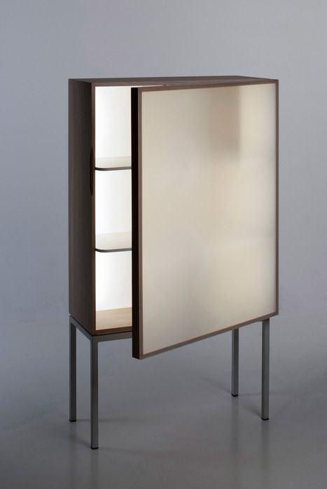 Display Away cabinet - Stine Knudsen Aas