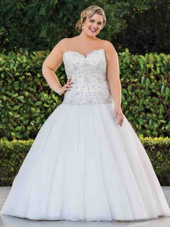 low cost wedding dresses in atlantga%0A Wedding Dresses For Plus Size Brides