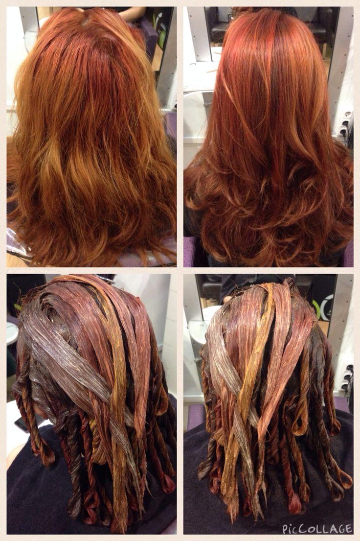 21 best magma wella images on pinterest hair color hair koleston perfect innosense illumina color nvjuhfo Image collections