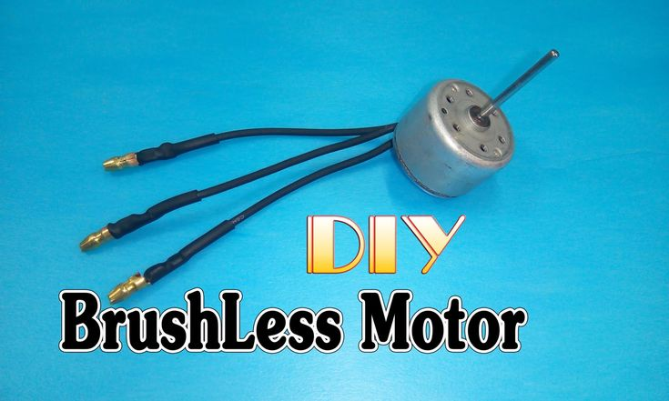 How To Make Brushless Motor From Motor Dvd Vcd Player