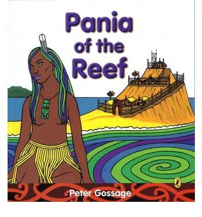 The story of Pania of the Reef is well known and loved in New Zealand.  In this book, Peter Gossage renders this popular story with beautiful images and easy-to-read text for children seven years and older.