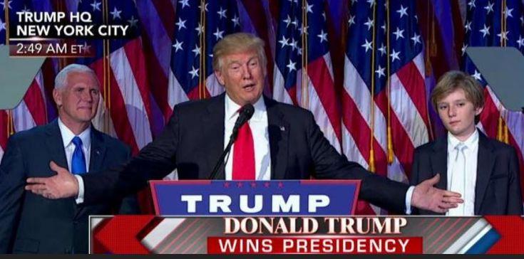 Donald Trump WINS against all odds! Victory speech surprises critics