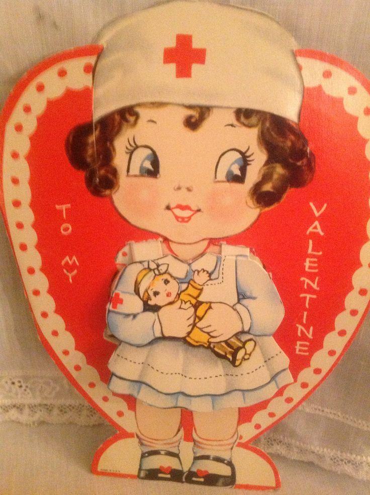 One of my many nurse valentines