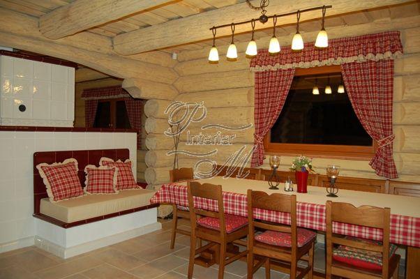 Chaty | Záclony a závesy, interiérový dizajn, závesné systémy, japonské steny, dekoračné látky - INTERIER PM