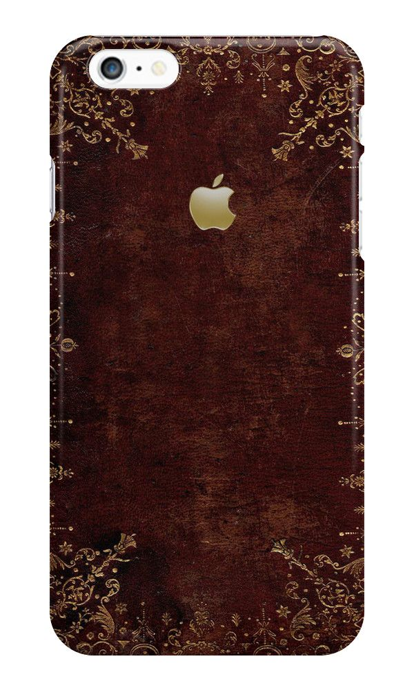 """""""Apple - Book Cover"""" iPhone Cases by goodedesign 