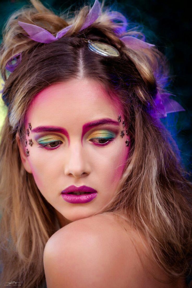 #makeupbyme #fairy #halloween #beauty