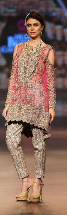 Sobia Nazir Bridal Dresses Collection 2016-2017 #sobianazirbridaldresses
