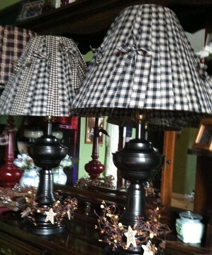 I love re-purposing old lamps! So far, these are my favorite.