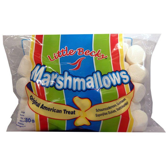 Marshmallows orginal American treat