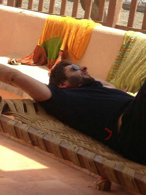Shahid Afridi <3 Relax Time