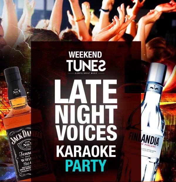 Late Night Voices - Karaoke Party | PeLipscani.RO | Ghid dedicat Centrului Vechi…
