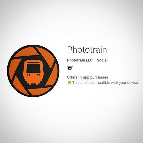 Phototrain for android is released! #picoftheday #instadaily #instafollow #followme #android #instagood #bestoftheday #instacool #instago #all_shots #follow #webstagram #colorful #style