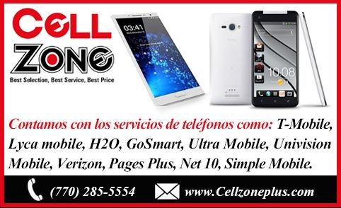 Want to call Mexico, India, and Thailand for free? Cell Zone has unlimited international calling plans that will connect you to your family and friends around the world. At Cell Zone you can buy a phone and start your service the same day.  Located At:  10479 Alpharetta St Suite 5, Roswell GA 30075   I'm Sofia Salazar, give me a call |  CellZone  | (770) 285-5554 | (se habla español)  www.Cellzoneplus.com  Cell phones, samsung galaxy s5, unlocked cell phones, samsung galaxy s4, galaxy s5