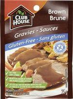 Club House Gluten-Free Brown Gravy @DinnerByDesign