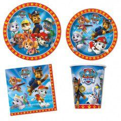 Paw Patrol Mini Party Packs (For 8 Guests)  https://www.discountpartysupplies.com/boy-party-supplies/paw-patrol-party-supplies