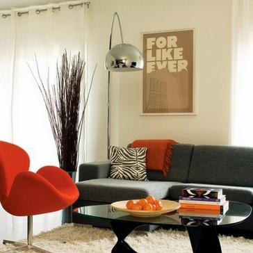 Living Room Ideas Modern Vintage